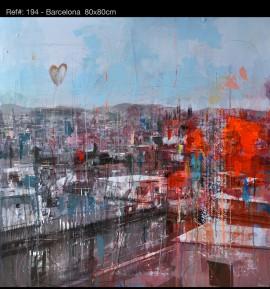 Ref# 194 Barcelona