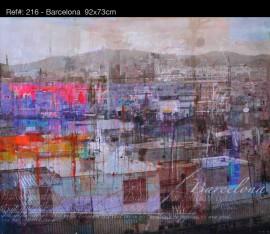 Ref# 216 Barcelona