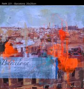 Ref# 221 Barcelona