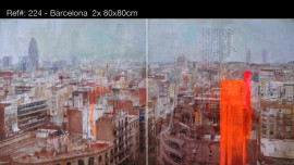 Ref# 224 Barcelona