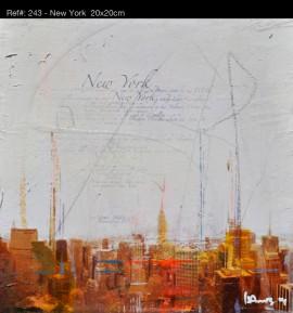 Ref# 243 New York